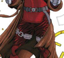Deadshot Dc Comics Sticker