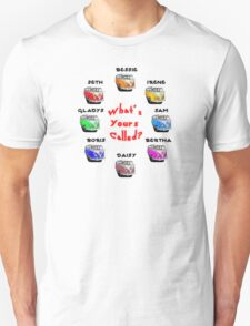 What's Yours Called? T-Shirt