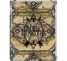 NewLengths_Cartography Design iPad Case/Skin