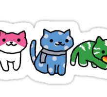 pentatonix cats Sticker