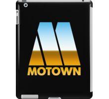 MOTOWN DISCO RECORDS (MIRROR 80s) iPad Case/Skin