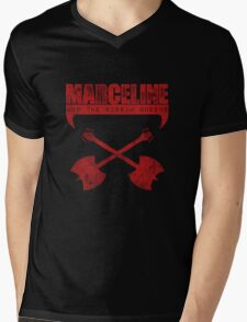 Marceline & The Scream Queens Mens V-Neck T-Shirt