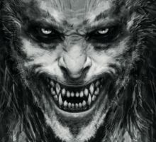 Harry Potter - Fenrir Greyback Sticker