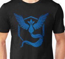 Team Mystic Sparkly blue sparkles Unisex T-Shirt
