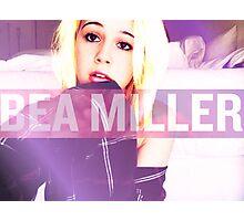 Bea Miller Photographic Print