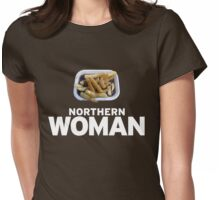 Northern Woman Womens Fitted T-Shirt