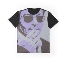 Blue Bell Johnny Depp Graphic T-Shirt