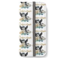 Siberian Husky Perfect  Angel iPhone Wallet/Case/Skin