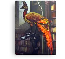 Harry Potter Fawkes Canvas Print