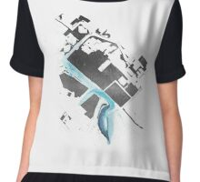 City Plan Chiffon Top