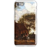 Robert Schultze, ,  The Engstlensee in the Bernese Oberland around iPhone Case/Skin