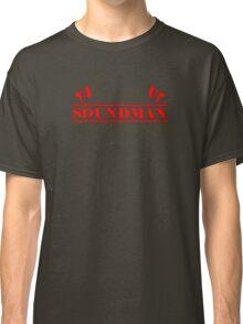 Soundman red Classic T-Shirt