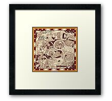 Harry potter and the chamber of secrets Framed Print