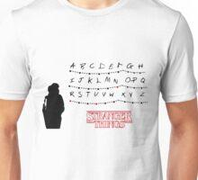 Stranger Things - Alphabet Unisex T-Shirt