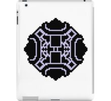 Retro Symbol Design iPad Case/Skin