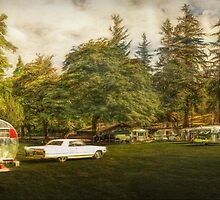 Caddy in the Camp by Steve Walser