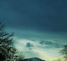 Mountainous Colorado I by DeziUnique