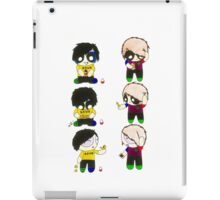 Dan and Phil The Rowdyruff Boys iPad Case/Skin