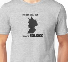 Not A SOLDIER Unisex T-Shirt