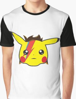 Pika Bowie Graphic T-Shirt