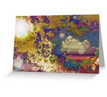Spring Manipulation Greeting Card