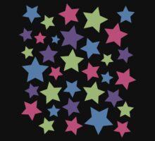 Bright Stars One Piece - Long Sleeve