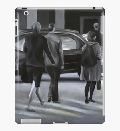 Rush time, 2012, 120-80cm, oil on canvas iPad Case/Skin