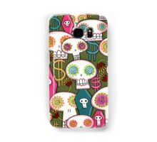 Death and Taxes Samsung Galaxy Case/Skin