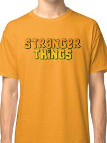 Stranger Things  (The Goonies) Classic T-Shirt