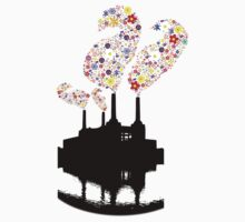 Battersea Flower Station  by TeeArt