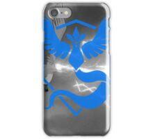 Team Mystic Pokemon GO Articuno Phone case  iPhone Case/Skin