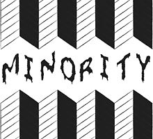 MINORITY by mygueyemomo