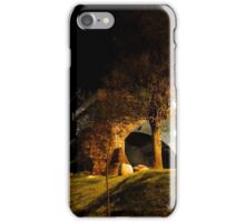 Broken Bridge, Puente Roto, Cuenca, Ecuador iPhone Case/Skin