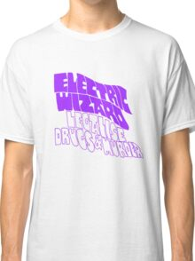 Electric Wizard - transparent Classic T-Shirt