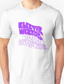 Electric Wizard - transparent Unisex T-Shirt