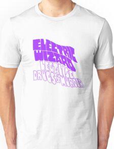 Electric Wizard - transparent Unisex T-Shirt