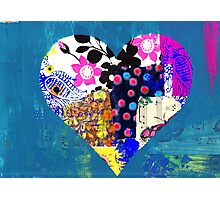 Heart2 Photographic Print
