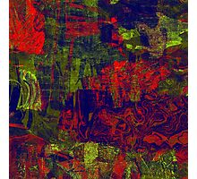 0492 Abstract Thought Photographic Print