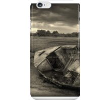 Medway Wreck  iPhone Case/Skin