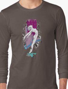 Ballerina #1 Long Sleeve T-Shirt