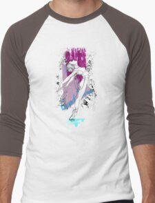 Ballerina #1 Men's Baseball ¾ T-Shirt