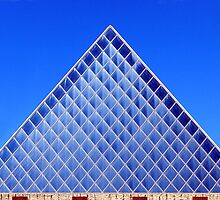 Isosceles Blue by Robert Meyer