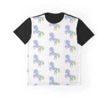 Unicorn pastel Graphic T-Shirt