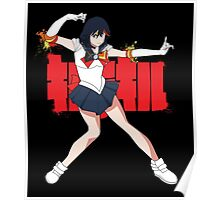 Sailor Ryuko Poster