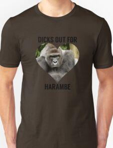 Harambe Unisex T-Shirt