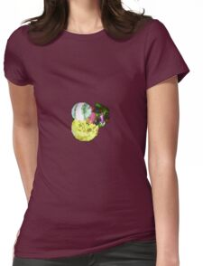 Abstract Icecream Womens Fitted T-Shirt