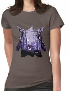 Poisoned Forest Womens Fitted T-Shirt