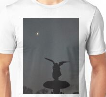 I see the Moon and the Moon sees me Unisex T-Shirt