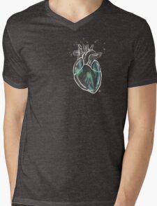 My Heart is a Jungle Mens V-Neck T-Shirt