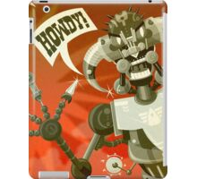 Bladebot! iPad Case/Skin